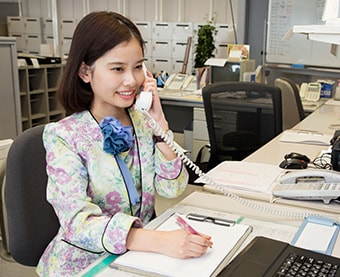 Handling of courtesy phones regarding to New Chitose Airport